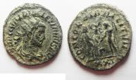 Ancient Coins - DIOCLETIANUS AE ANTONINIANUS. AS FOUND