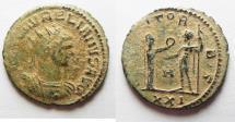 Ancient Coins - AURELIANUS ANTONINIANUS AS FOUND