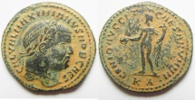 Ancient Coins - GALERIUS AE FOLLIS