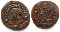 Ancient Coins - CONSTANTINE I AE FOLLIS , BEAUTIFUL