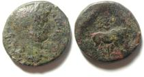 Ancient Coins - PHOENICIA , AKKO , FOUNDER COIN AE 26
