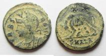 Ancient Coins - CONSTANTINE I AE 3 . COMMEMORATIVE. ALEXANDRIA