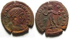Ancient Coins - CHOICE CONSTANTINE I AE FOLLIS