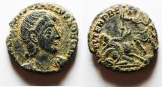 Ancient Coins - CONSTANTIUS GALLUS AE.