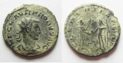 Ancient Coins - BEAUTIFUL AS FOUND PROBUS AE ANTONINIANUS