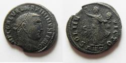 Ancient Coins - Maximinus II. Æ Follis.