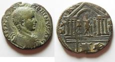 Ancient Coins - Nice Example: PHOENICIA, Tyre. Elagabalus AE 29mm