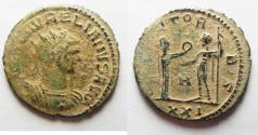 Ancient Coins - AURELIANUS ANTONINIANUS AS FOUND