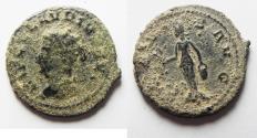 Ancient Coins - NICE AS FOUND CLAUDIUS II GOTHICUS AE ANTONINIANUS