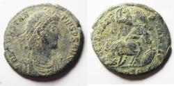 Ancient Coins - AS FOUND, CONSTANTIUS II AE CENT. NICE