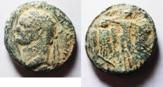 Ancient Coins - JUDAEA CAPTA. UNDER DOMITIAN AE 21