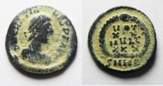 Ancient Coins - CONSTANTINE II AE 4