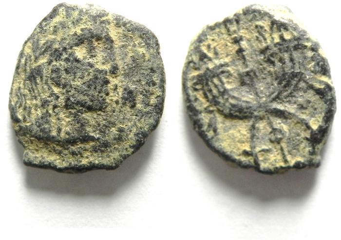 Ancient Coins - NABATAEAN KINGDOM OF PETRA , ARETAS IV