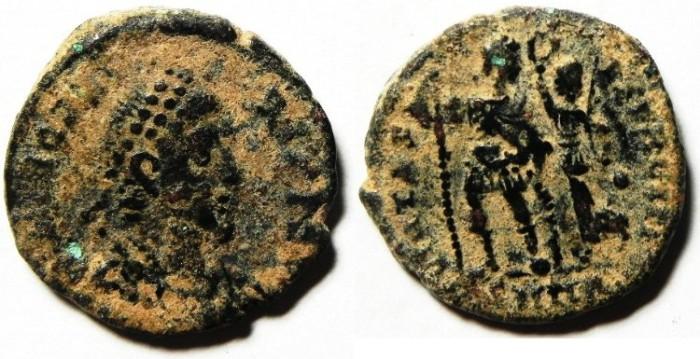 Ancient Coins - THEODOSIUS A 3