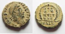 Ancient Coins - CONSTANTIUS II AE 4 OF ALEXANDRIA. DESERT PATINA