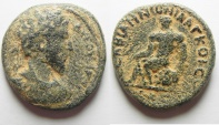 Ancient Coins - Decapolis, Abila under Marcus Aurelius (AD 161-180) AE 25mm
