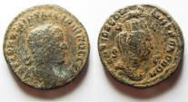 Ancient Coins - Syria, Seleucis and Pieria. Antiochia ad Orontem. Philip I. A.D. 244-249. Æ 8 assaria.