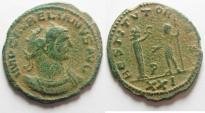 Ancient Coins - AURELIAN AE ANTONIANUS