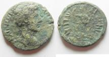 Ancient Coins - DECAPOLIS: Antioch ad Hippum, Lucius Verus. AD 161-169, AE 22
