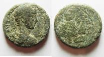 Ancient Coins - JUDAEA. SAMARIA. NEAPOLIS. SEVERUS ALEXANDER AE 22