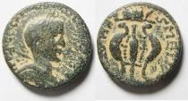 Ancient Coins - Syria. Coele Syria. Damascus under Gallienus (AD 253-268). AE 23mm, 10.31gm.