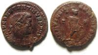 Ancient Coins - CONSTANTINE I AE FOLLIS, RARE