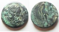 Ancient Coins - PTOLEMAIC KINGDOM. PTOLEMY II AE 31. AKKO MINT