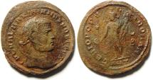 Ancient Coins - GALERIUS LARGE FOLLIS