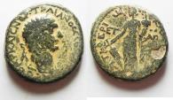 Ancient Coins - JUDAEA. GALILEE. TIBERIAS. TRAJAN AE 27