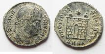 Ancient Coins - CONSTANTINE I AE 3 . AS FOUND. NICE QUALITY