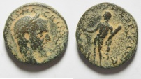 Ancient Coins - PHOENICIA , TYRE , A RARE COIN FOR MACRINUS