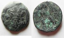 Ancient Coins - PTOLEMAIC KINGDOM. PTOLEMY II AE 27