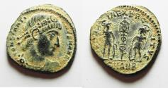 Ancient Coins - AS FOUND: CONSTANTINE I THE GREAT AE 3