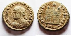Ancient Coins - CONSTANTINE II AE 3 . AS FOUND
