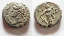 Ancient Coins - EGYPT, Alexandria. Antoninus Pius. AD 138-161. BI Tetradrachm