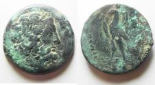 Ancient Coins - PTOLEMAIC KINGDOM. PTOLEMY II AE 31. AKKO MINT