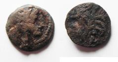 Ancient Coins - Phoenicia, Tyre Pseudo-Autonomous Issue AE 14