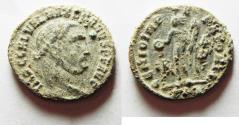 Ancient Coins - AS FOUND. MAXIMIAN AE FOLLIS