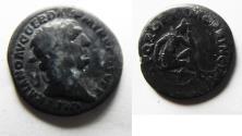 Ancient Coins - TRAJAN SILVER DENARIUS