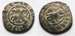 World Coins - CILICIAN ARMENIA. SILVER TRAM. LEVON II.