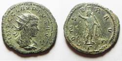 Ancient Coins - CLAUDIUS II AE ANTONINIANUS