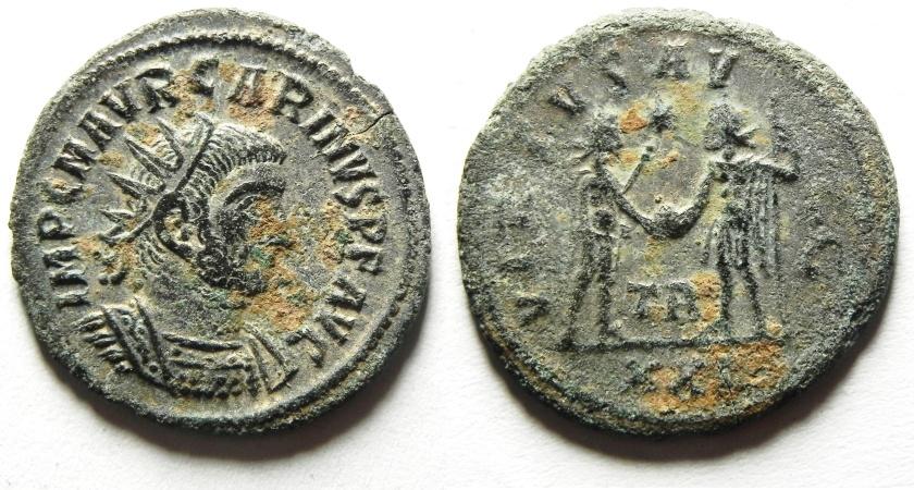 Ancient Coins - BEAUTIFUL CARINUS ANTONINIANUS