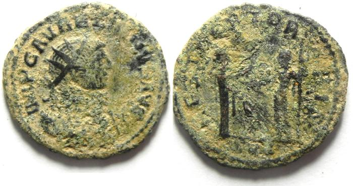 Ancient Coins - AURELIAN ANTONINIANS AS FOUND