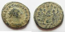 Ancient Coins - NICE CARUS ANTONINIANUS AS FOUND