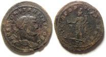 Ancient Coins - LARGE CONSTANTIUS I AE FOLLIS