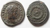 Ancient Coins - CONSTANTINE I AE 3 , RARE