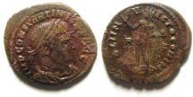 Ancient Coins - CONSTANTINE I AE FOLLIS , ROME