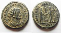 Ancient Coins - MAXIMIANUS AE ANTONINIANUS. NICE DESERT PATINA