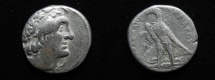Ancient Coins - Ptolemaic kings. Ptolemy I Soter (305-282 BC). AR tetradrachm (24mm, 14.09g). Alexandreia mint. Struck c. 300-285 BC.