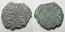 Ancient Coins - JUDAEA. HERODIAN. HEROD THE GREAT AE 2 PRUTAH